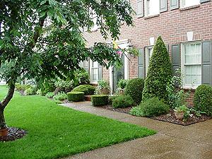 Jardines for Ejemplos de jardines